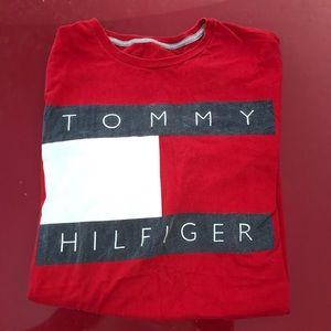 Tommy Hilfiger shirt short sleeve
